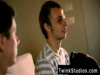 twink haben Film von Dustin und skylar immer davon geträumt, einen Porno zu machen.