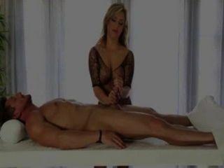 2-wahr-Massage von exklusiven Glamour Melken unter dem Tisch-2014-11-30-19-50-096