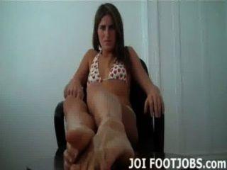 i geölt meine Füße für Dich Baby bis