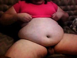 Fett Sissy winzigen Penis