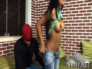 frisch Transvestiten xvideo