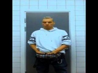 danish 18-jährige junge Twink Junge & kommt in der Öffentlichkeit auf Toilette