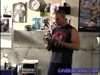 Bären Bareback Homosexuell Porno ficken