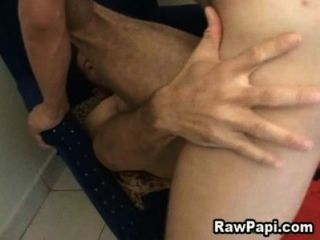 hot latino Hardcore-Bareback-Sex-Szene