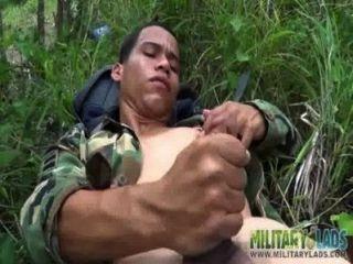 Homosexuell privat macht einen Rest-n-Wank Anschlag