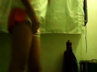 shaina lampitoc ersten Mal Beute auf Kamera schütteln