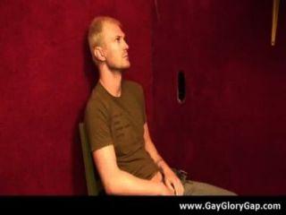 Homosexuell hardcore Glory Hole sex porn and nasty Homosexuell Handjobs 18