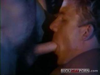 johnny dawes fickt eric stryker - Jahrgang Homosexuell Porno - Knockout (1983)
