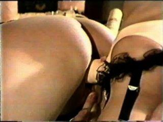 anal Damen - Strapon in Fotze & Arschloch