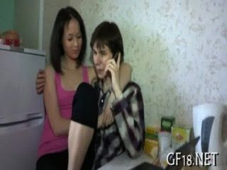 Sex-Appeal Runde assed Babe