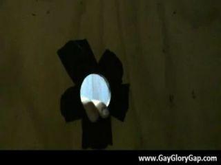 Homosexuell hardcore Glory Hole sex porn and nasty Homosexuell Handjobs 10
