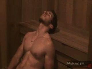 gato sensualizando na Sauna. [Sem nudez]