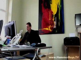 Jack Halle und keith eilen von hammerboys tv