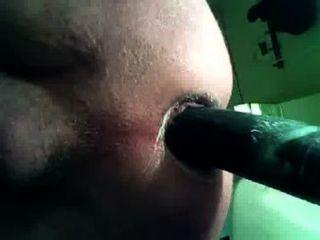 Homosexuell Spaß mit Gemüse