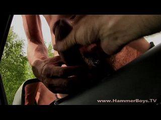 Zigeuner Autostop römischen Juta von Hammerboy tv