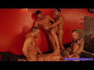 lucio heilige sterne in einer heißen schwulen orgie