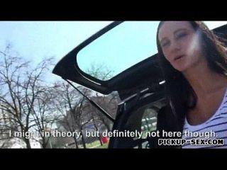 pizza Lieferung Mädchen liliane mit ihrem Kunden gefickt