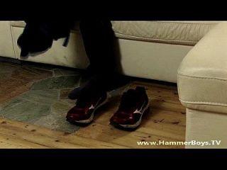 erster werfen patrik senoda big dick von hammerboys tv
