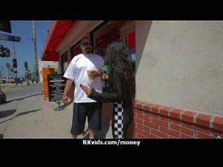 nacktes Mädchen und hartes Fick Sex Video 10
