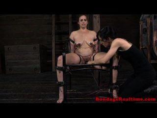 electrosex sub bekommen nipples zapped