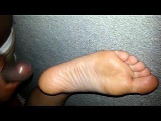 Cumming auf Sohlen (2)