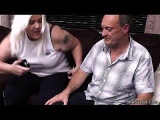 Ehemann betrügen mit heißen blonde bbw
