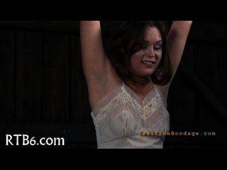 sexy Angst für faszinierende Sklaven
