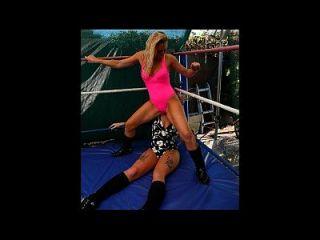 neue weibliche Wrestling und gemischte Wrestling Video veröffentlicht Volumen 6