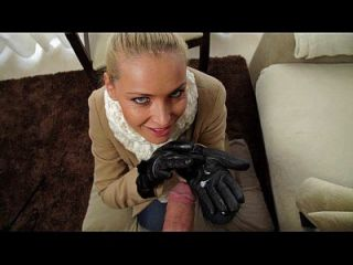 Handschuhe \u0026 Blow Job