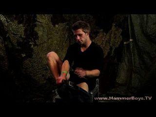 Erstes Casting standa toth von hammerboys tv