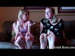 Fuß pervertiert, wie Sie müssen bestraft werden