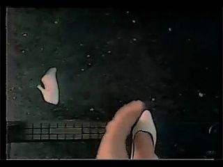 1998 audi quattro kommerzielle Nylonfüße großes Auto absteigen