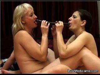 geile lesbische milfs ficken auf cam