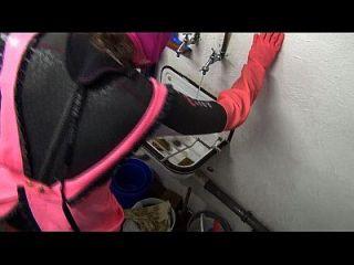 einsame Hausfrau b