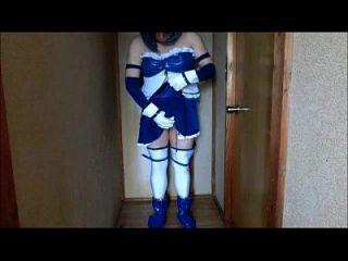 女装 コ ス プ レ crossdresser mado ☆ magi sayaka