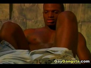 Homosexuell gangsta hardcore anal fucking
