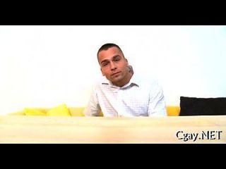 Schmieriger mündlicher Job für schwule chap