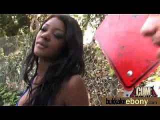 interracial bukkake sex mit schwarzem porn stern 14