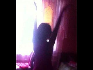 valeria sexy tanz (ukrainisches mädchen)