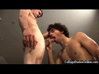 Homosexuell Clip von Glenn wirklich genießt immer zerschlagen wie ein Hund und er