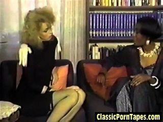 heiße interracial lesbische aus den achtziger Jahren