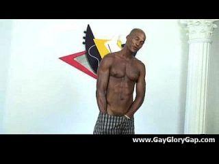 Homosexuell Hardcore Gloryhole Sex Porno und böse Homosexuell Handjobs 10