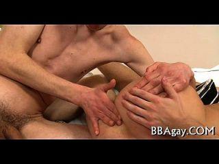 lewd homosexueller Sex mit sexy Dudes