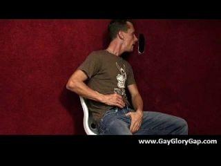 Gay Ruhm Loch böse Homosexuell Sex und Schwule Handjobs 09