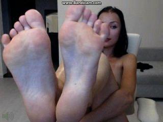 etakixxot voll nude Füße zeigen