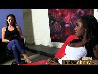 interracial bukkake sex mit schwarzem porn stern 9