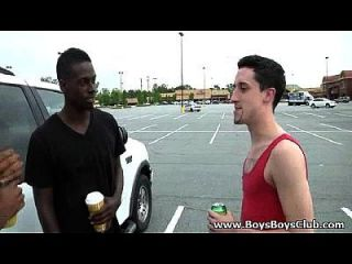 Schwarze auf Jungs interracial hardcore Homosexuell Filme 08