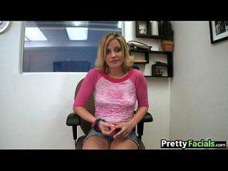 süße blonde teen Gesichts-Shaye Bennett 1.1