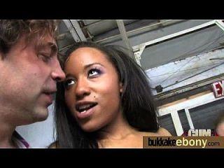 interracial bukkake sex mit schwarzem porn stern 25