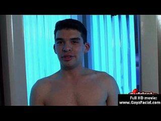 bukkake Homosexuell Jungs böse Bareback Gesichts-Cumshot-Partys 05